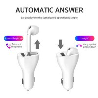 2in1 autolader+bluetooth headset R