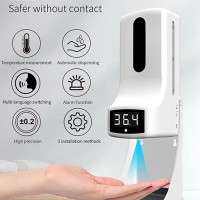 Dispenser met thermometer K9Pro