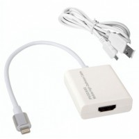 Lightning naar HDMI adapter