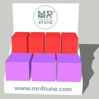 Mr4Tune balie display