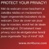WebCamCover Premium